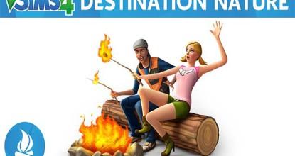Les Sims 4 Destination Nature Téléchargement