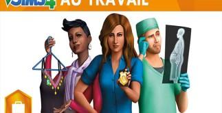 Les Sims 4 Au Travail Téléchargement