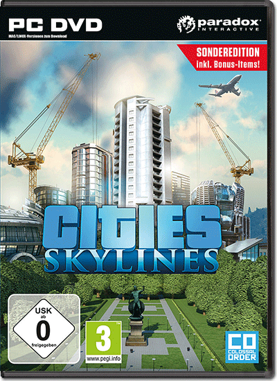 cities skylines version compl te t l charger pc. Black Bedroom Furniture Sets. Home Design Ideas