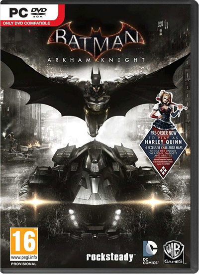 Batman Arkham Knight Telecharger