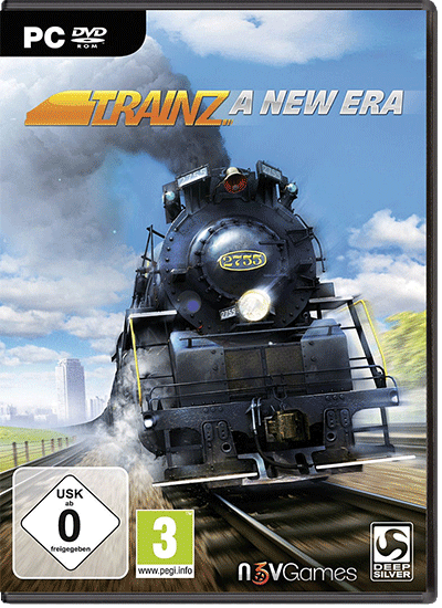 trainz a new era t u00e9l u00e9charger version complete  multilangues  2015