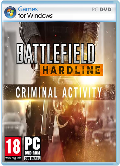 Battlefield Hardline Criminal Activity DLC Telecharger 2015