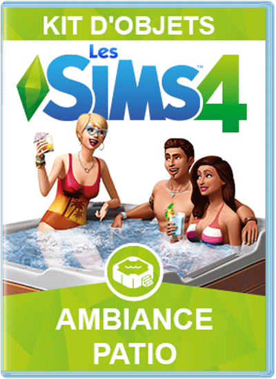 Les Sims 4 Ambiance Patio Telecharger