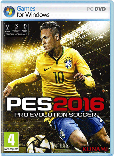 PES 2016 Telecharger