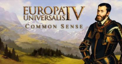 Europa Universalis IV: Common Sense Telecharger