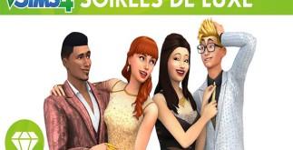 Les Sims 4 Soirees de Luxe Telecharger