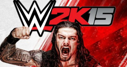 WWE 2k15 Telecharger