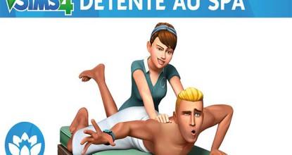 Les Sims 4 Détente au Spa Telecharger