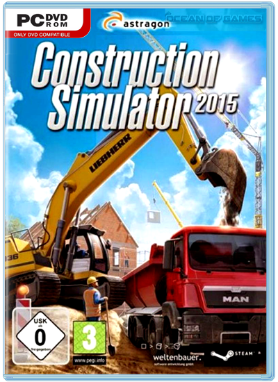 Construction Simulator 2015 Telecharger PC Version Complète