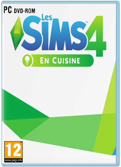 Les sims 4 en cuisine telecharger kit d objets la for Sims 4 meuble a telecharger