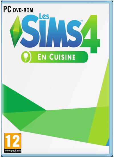 Les Sims 4 En Cuisine Telecharger KIT D'OBJETS