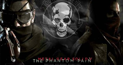 Metal Gear Solid V The Phantom Pain Telecharger