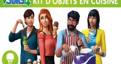Les Sims 4 En Cuisine Telecharger