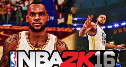NBA 2K16 Telecharger