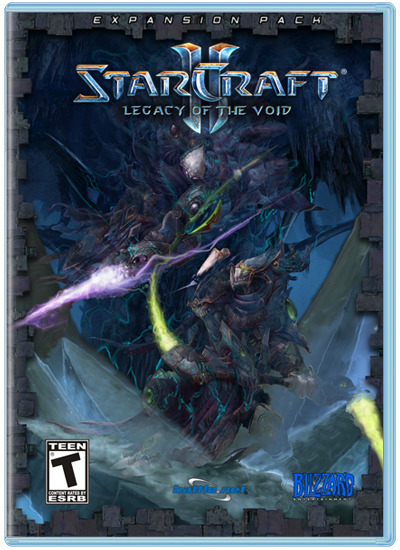 StarCraft II Legacy of the Void Telecharger