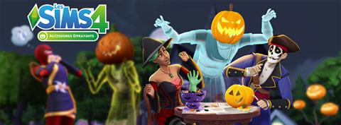 Les Sims 4 Accessoires Effrayants Telecharger Gratuitement