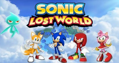 Sonic Lost World Telecharger