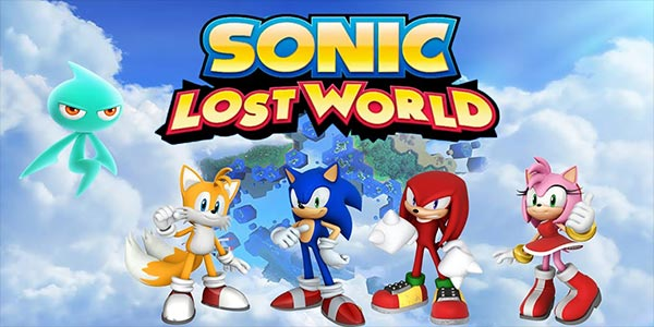 sonic lost world telecharger version compl te. Black Bedroom Furniture Sets. Home Design Ideas