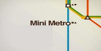 Mini Metro Telecharger PC