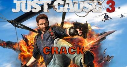 Just Cause 3 Crack Fonctionne