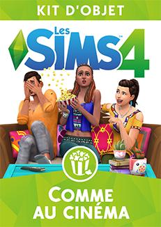 Les Sims 4 Comme au Cinéma Téléchargement
