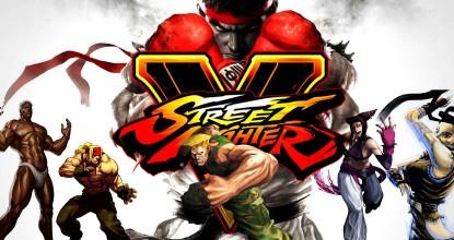 Street Fighter V Telecharger Gratuit PC