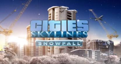 Cities Skylines Snowfall Telecharger