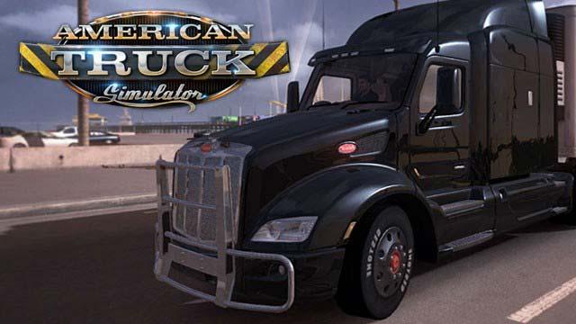 American Truck Simulator Telecharger