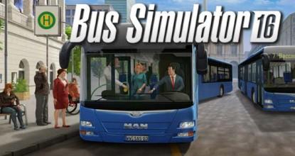 Bus Simulator 16 Telecharger