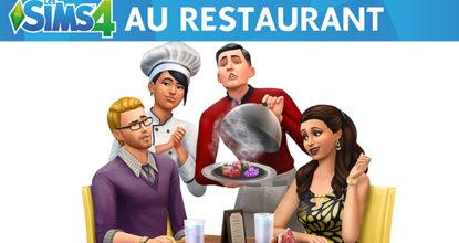 Les Sims 4 Au Restaurant Telecharger