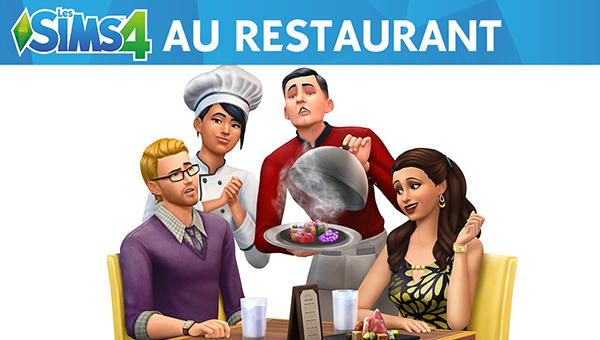 les sims 4 au restaurant telecharger version compl te gratuit pc. Black Bedroom Furniture Sets. Home Design Ideas