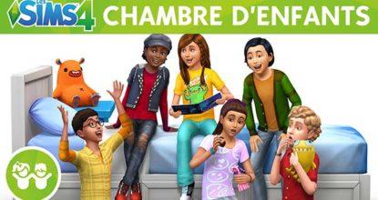 Les Sims 4 Chambre D'Enfants Telecharger