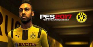 Pro Evolution Soccer 2017 Telecharger