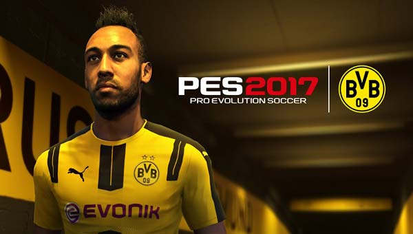 Pro Evolution Soccer 2017 Telecharger