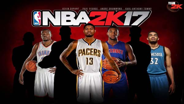 NBA 2K17 Telecharger