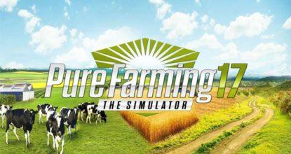 Pure Farming 17 The Simulator Telecharger