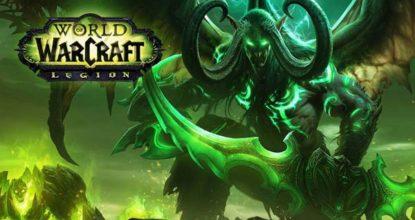 World of Warcraft Legion Telecharger