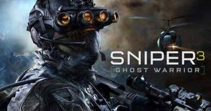 Sniper Ghost Warrior 3 Telecharger