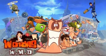 Worms WMD Telecharger