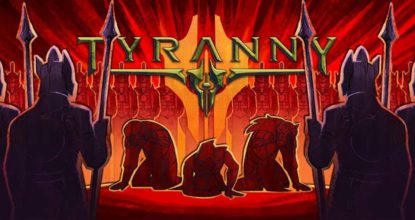 Tyranny Telecharger PC