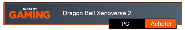 Dragon Ball Xenoverse 2 Telecharger