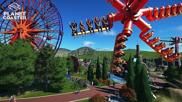 Planet Coaster Telecharger
