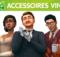 Les Sims 4 Accessoires Vintage Telecharger