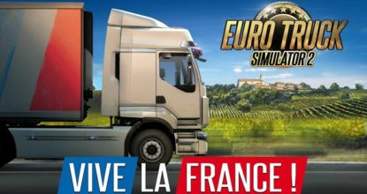 Euro Truck Simulator 2 Vive la France Telecharger