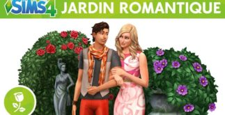 Les Sims 4 Jardin Romantique Telecharger