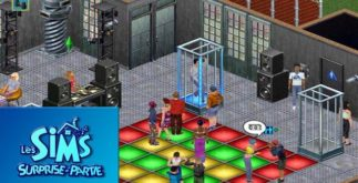 Les Sims Surprise-Partie Telecharger