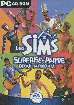 Les Sims Surprise-Partie Telecharger
