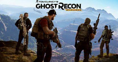 Ghost Recon Wildlands Telecharger