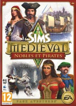 Les Sims Medieval Nobles et Pirates Telecharger