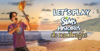 Les Sims Histoires de Naufragés Telecharger